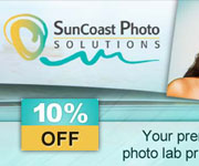 Facebook covers for SunCoast Photo Solutions