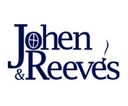 logo design and development - Johen Reeves Logo for Real Estate Agency