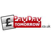 logo design and development - Payday Tomorrow Logo for Loan Company