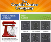 Other designs - The Cookie Cutter Company Newsletter