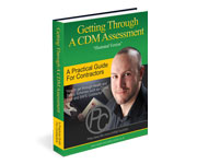 Other designs - Getting Through a CDM Assessment eBook design