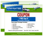 Other designs - Long Beach Airport Coupons
