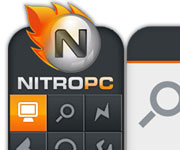 Other designs -Nitro PC - Computer Cleaning Software design