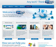 web site development - Sho Tech - Family Business Centr