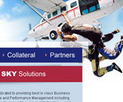 web site development - Sky Solutions