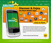 web site development - Smash Apps - Mobile applications