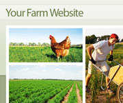 web site development - Your Farm Website